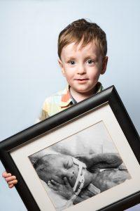Portrait de personne née prématurément